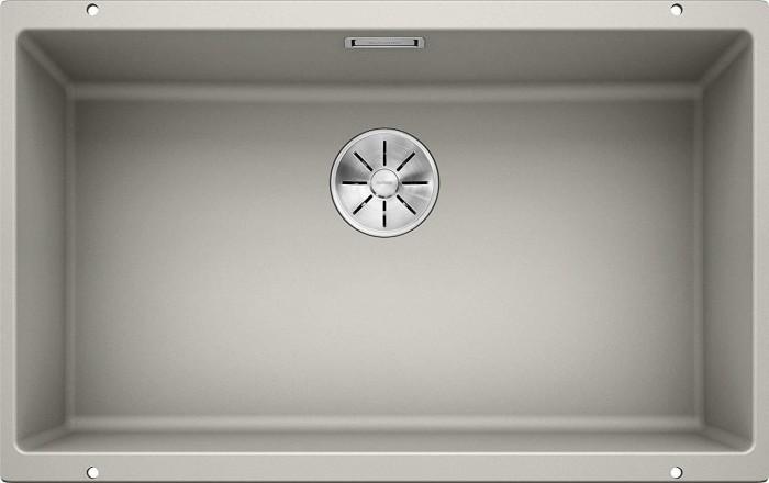 Blanco Subline 700-U InFino pearl grey (523445)