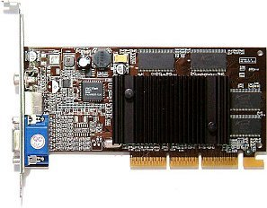 AOpen Aeolus GF4MX440SE-V64, GeForce4 MX440SE, 64MB DDR, TV-out. AGP (91.05210.4S8)