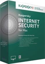Kaspersky Lab Internet Security 2016 for Mac, 1 User, 1 Jahr (deutsch) (MAC)