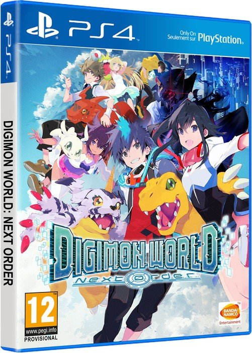 Digimon World: Next Order (English) (PS4)