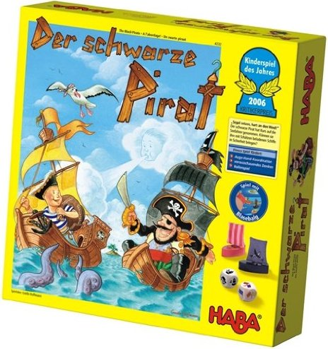 Der schwarze Pirat -- via Amazon Partnerprogramm