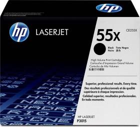 HP Toner 55X black (CE255X)