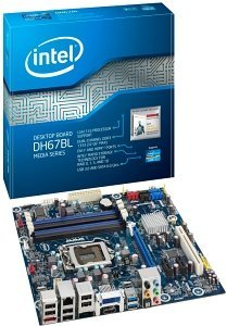 Intel DH67CL, H67 (dual PC3-10667U DDR3) (BOXDH67CL)