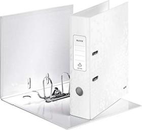 Leitz Qualitäts-Ordner 180° WOW 80mm, weiß (10050001)