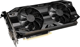 EVGA GeForce GTX 1660 XC Ultra Gaming, 6GB GDDR5, DVI, HDMI, DP (06G-P4-1167-KR)