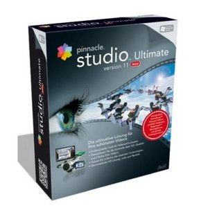 Pinnacle Studio Ultimate 11.0 (German) (PC) (8202-26248-81)