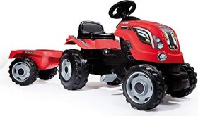 Smoby Tractor Farmer XL red (710108)