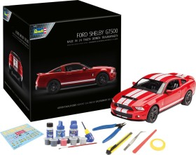 Revell Advent Calendar Ford Shelby GT (01031)