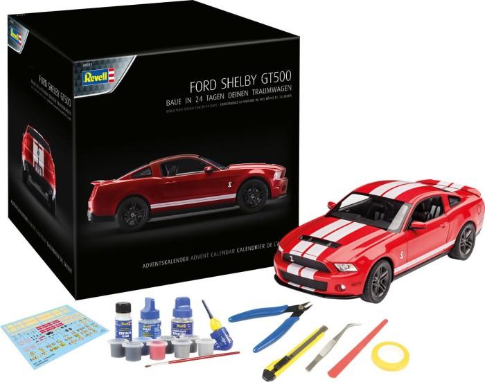 Revell Advent Calendar Ford Shelby GT (01031)
