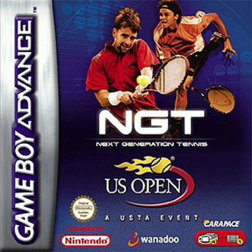 NGT Next Generation Tennis (GBA) -- via Amazon Partnerprogramm
