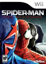 Spiderman - Shattered Dimensions (English) (Wii)