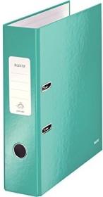 Leitz Qualitäts-Ordner 180° WOW 80mm, eisblau (10050051)