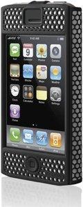 Belkin Micro Grip für Apple iPhone schwarz (F8Z258ea)