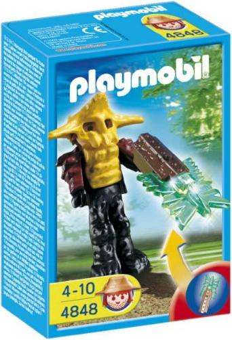 playmobil Wild Life - Tempelwächter mit grüner Leuchtwaffe (4848) -- via Amazon Partnerprogramm