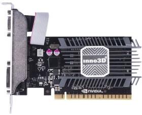 INNO3D GeForce GT 730 passiv, 2GB DDR3, VGA, DVI, HDMI (N730-1SDV-E3BX)