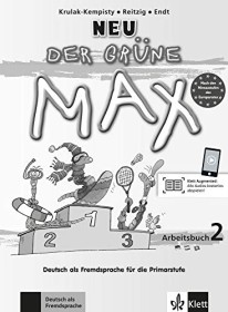Klett Verlag Der grüne Max - Deutsch als Fremdsprache für die Primarstufe: Band 2 (deutsch) (PC)