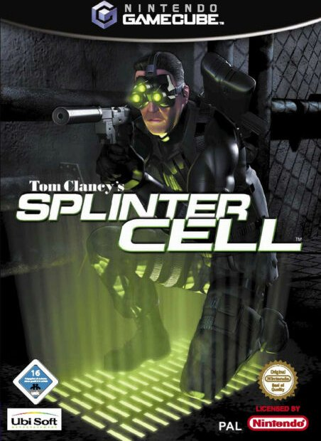 Tom Clancy's Splinter Cell (German) (GC) -- via Amazon Partnerprogramm