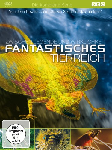 Weird Nature Vol. 1-6 -- via Amazon Partnerprogramm