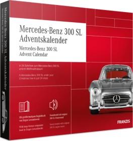 Franzis Mercedes-Benz 300 SL Advent Calender 2020
