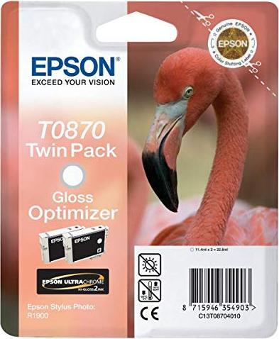 Epson T0870 gloss optimiser (C13T08704010) -- via Amazon Partnerprogramm