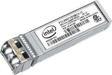 Intel X520 10G LAN-Transceiver, LC-Duplex MM 300m, SFP+ (E10GSFPSR) -- via Amazon Partnerprogramm