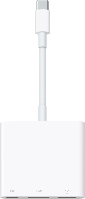 Apple USB-C digital AV Multiport adapter (MJ1K2ZM/A)