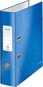 Leitz Qualitäts-Ordner 180° WOW 80mm, blau (10050036)