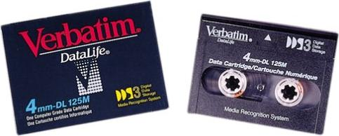 Verbatim DDS-3 DAT-Tape 125m -- via Amazon Partnerprogramm