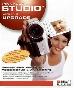 Pinnacle Studio 9.0 aktualizacja (PC) (202261688)