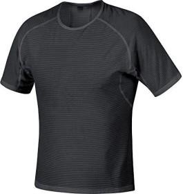 Gore Wear Base Layer Shirt kurzarm schwarz (Herren) (100018-9900)
