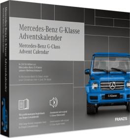 Franzis Mercedes-Benz G Advent Calender 2020