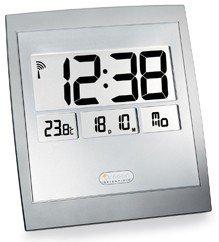 Oregon Scientific JM889 Funkwanduhr Digital mit Thermometer