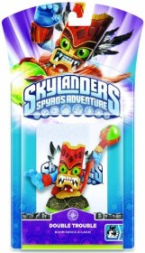Skylanders: Spyro's Adventure - Figur Double Trouble (Xbox 360/PS3/Wii/PC)