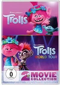 Trolls & Trolls World Tour (Special Editions) (DVD)