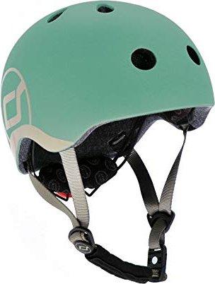 Scoot and Ride Baby Kinderhelm forest (96361) -- via Amazon Partnerprogramm