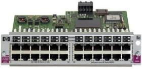HP ProCurve Switch xl, 24x 100Base-TX Slot Modul (J4820B)