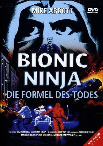 Bionic Ninja - Die Formel des Todes -- via Amazon Partnerprogramm