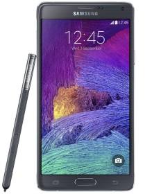 Samsung Galaxy Note 4 N910F mit Branding