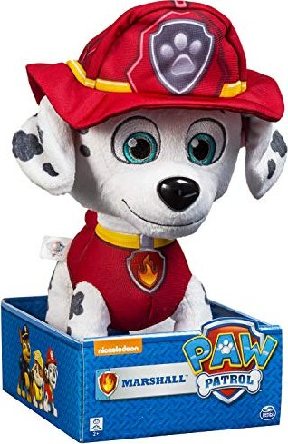 bf6aa70a7bb Spin Master Paw Patrol Marshall (6026525) starting from £ 14.16 ...