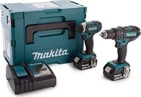 Makita DLX2131JX1 Cordless Tool Set incl. MAKPAC