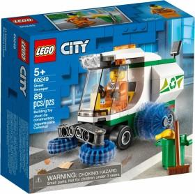 LEGO City - Straßenkehrmaschine (60249)