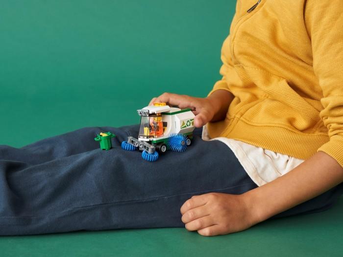 LEGO City 60249 Straßenkehrmaschine NEU und OVP