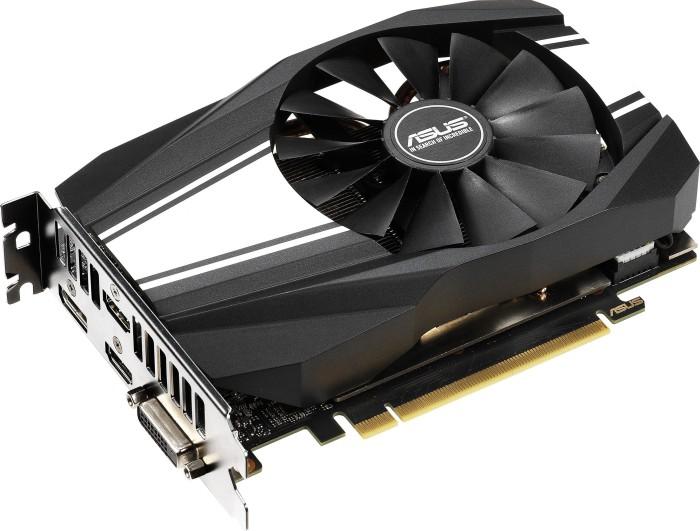 ASUS Phoenix GeForce RTX 2060, PH-RTX2060-6G, 6GB GDDR6, DVI, 2x HDMI, DP (90YV0CJ0-M0NA00)