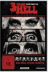 3 from Hell (DVD)