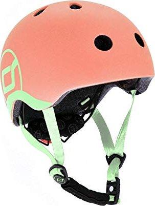 Scoot and Ride Baby Kinderhelm peach (96389) -- via Amazon Partnerprogramm