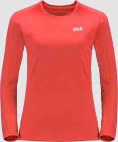 Jack Wolfskin Hydropore XT Shirt langarm orange coral (Damen) (1805372-3032)