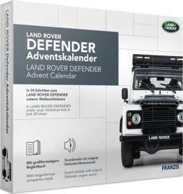 Franzis Land Rover Defender Advent Calender 2020