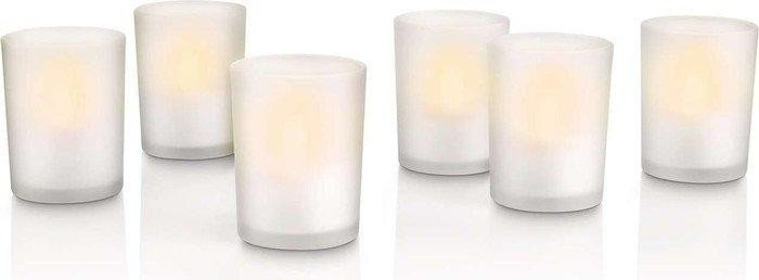 Philips Imageo LED tealight 6 pieces set white (270068-36)