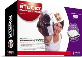 Pinnacle Studio 9.0 MovieBox USB (202261729)