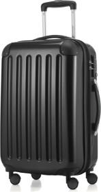 Hauptstadtkoffer Alex TSA Spinner erweiterbar 55cm schwarz glänzend (82780001)
